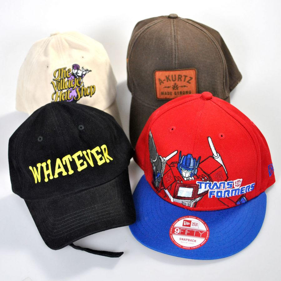 Baseball Caps Pack alternate view 1. Village Hat Shop 67993092807f