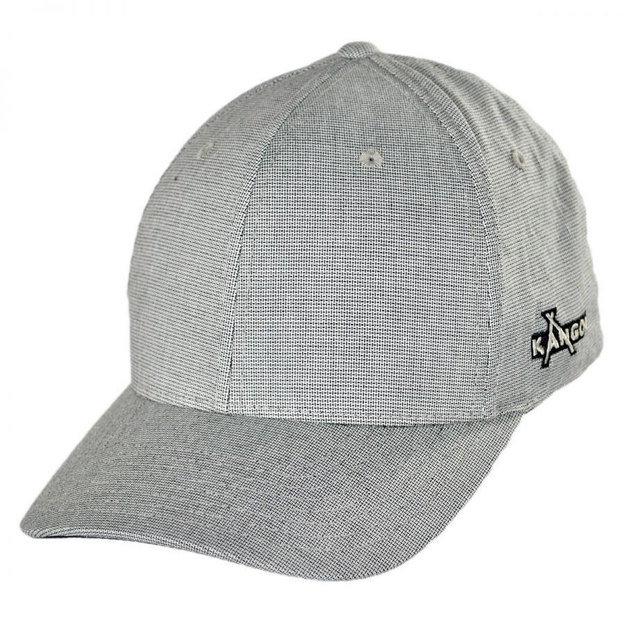 kangol flexfit brick check baseball cap all baseball caps