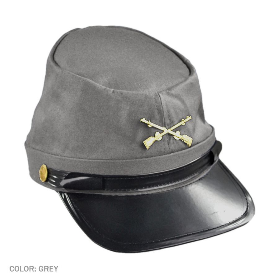 43c04f5d95b B2B Cotton Confederate Hat Novelty