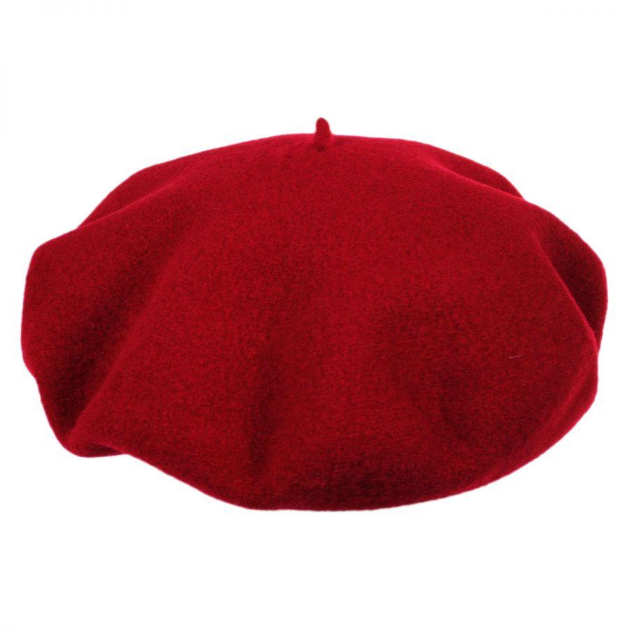 laulhere wool basque beret berets. Black Bedroom Furniture Sets. Home Design Ideas
