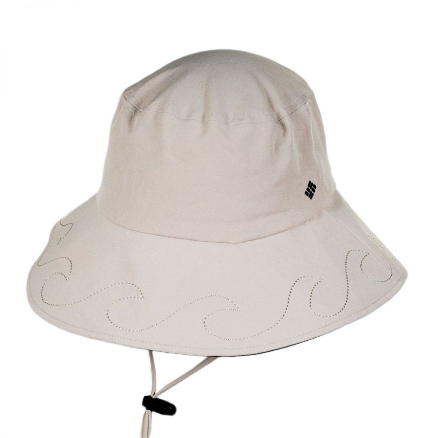 Columbia Booney Hat: Columbia Sportswear Paddler Booney Hat Sun Protection