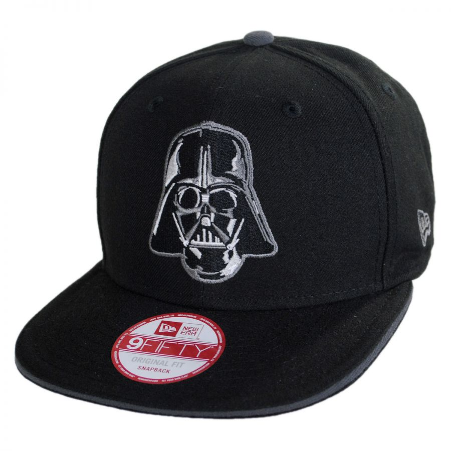 Star Wars Darth Vader 9Fifty Hero Sandwich Snapback Baseball Cap alternate  view 1 a528dcfdf734
