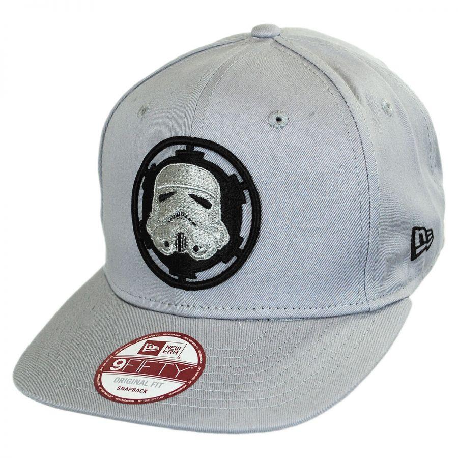 466c012275b48 New Era Star Wars Storm Trooper 9Fifty Cabesa Snapback Baseball Cap ...