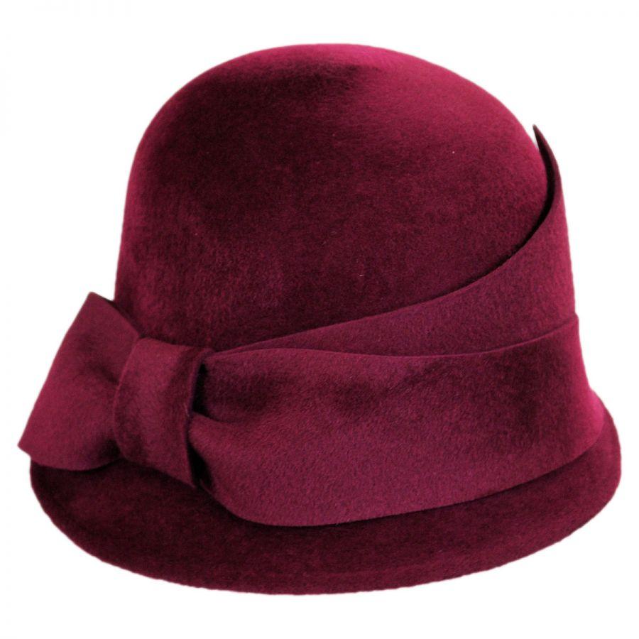 Mayser Hats Delia Cloche Hat Cloche  U0026 Flapper Hats