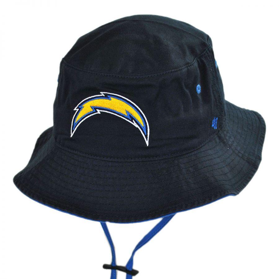 47 Brand San Diego Chargers Nfl Kirby Bucket Hat Bucket Hats
