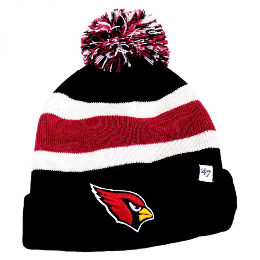 5f5656cb0 47 Brand Arizona Cardinals NFL Breakaway Knit Beanie Hat NFL ...