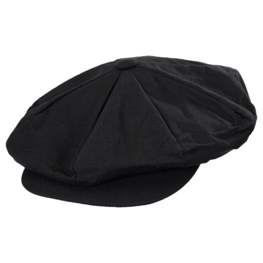 Jaxon Hats Linen Big Apple Cap Newsboy Caps 23b1871b695