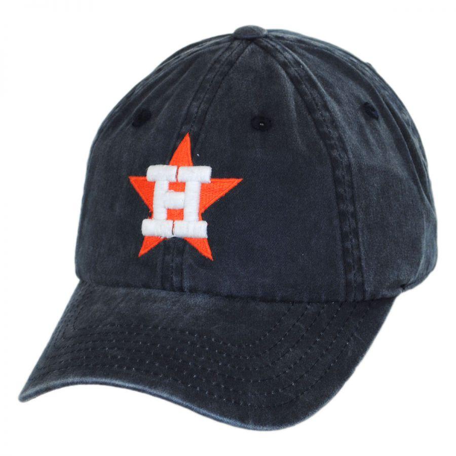 American Needle Houston Astros Mlb Raglan Strapback