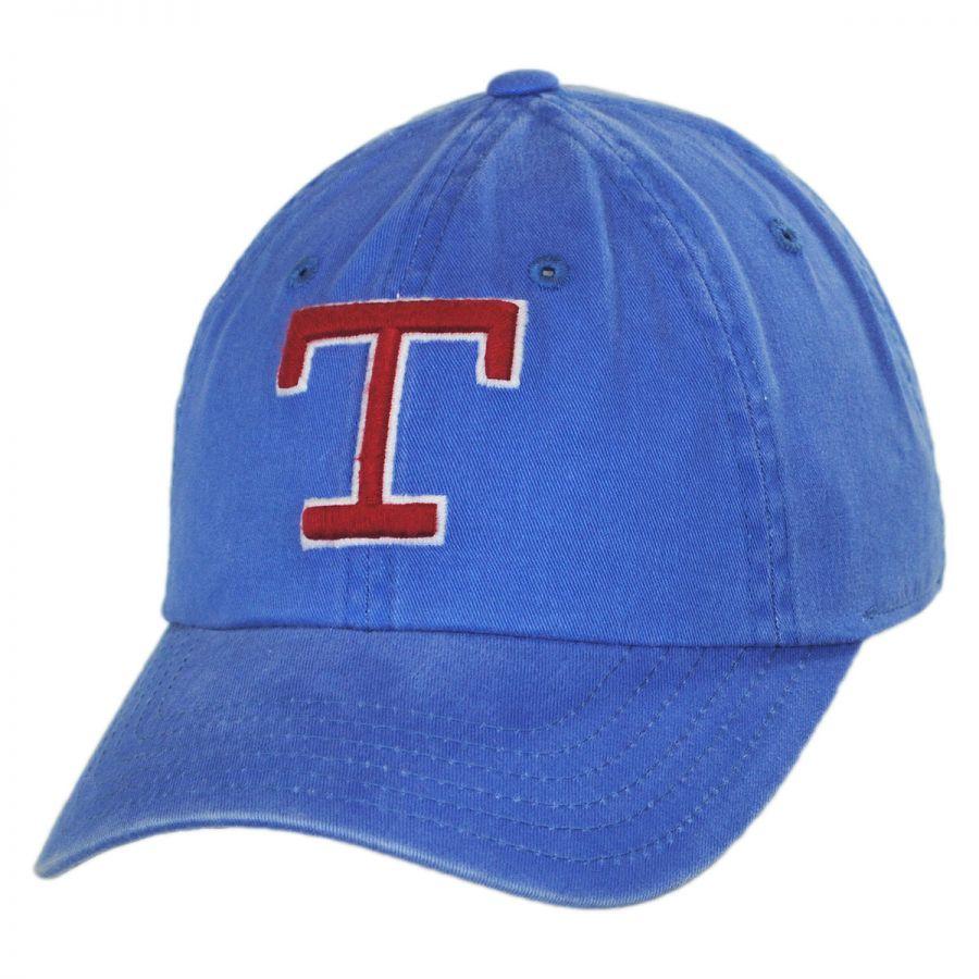 American Needle Texas Rangers Mlb Raglan Strapback