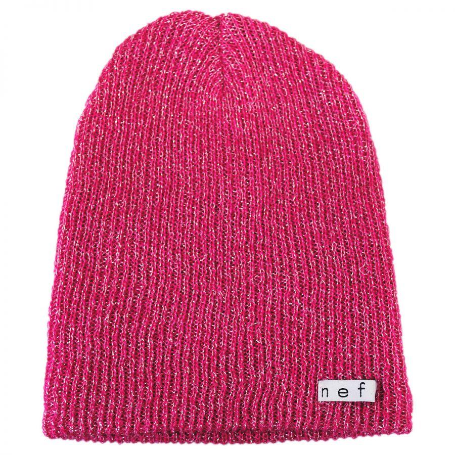 8df5902fd8684 Daily Sparkle Knit Beanie Hat alternate view 3
