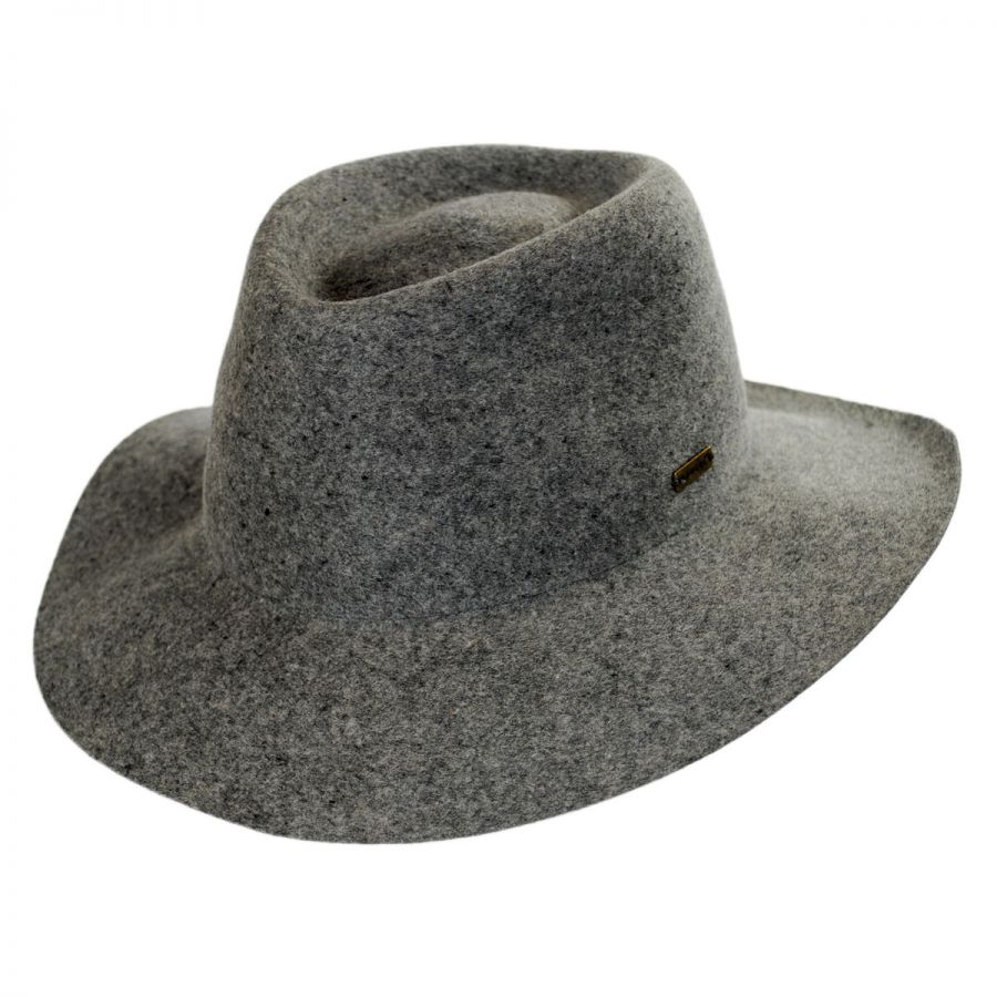 Barclay Wool Felt Trilby Fedora Hat alternate view 5 198b5472fb4