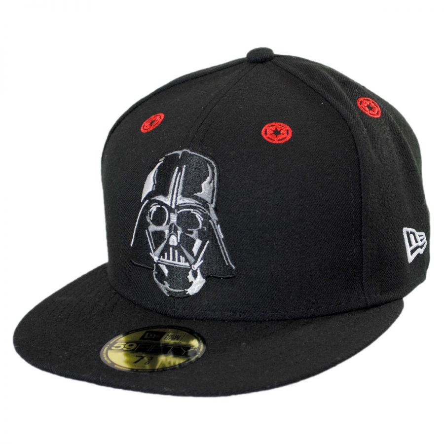Star Wars Darth Vader Stargazer 59Fifty Fitted Baseball Cap alternate view 1 08fa55cd194e