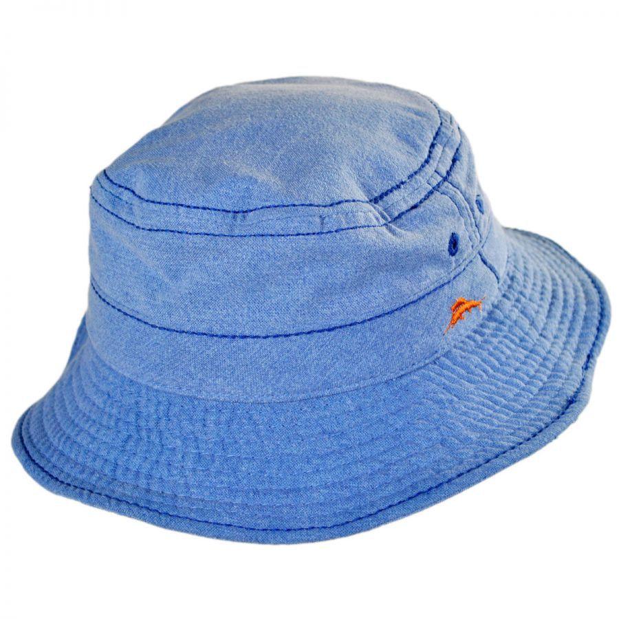Tommy Bahama Cotton Bucket Hat Bucket Hats