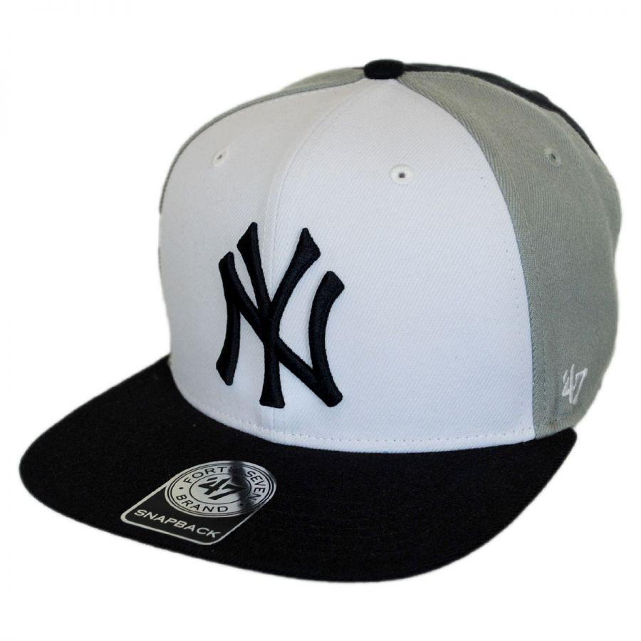 47 brand new york yankees mlb amble snapback baseball cap. Black Bedroom Furniture Sets. Home Design Ideas