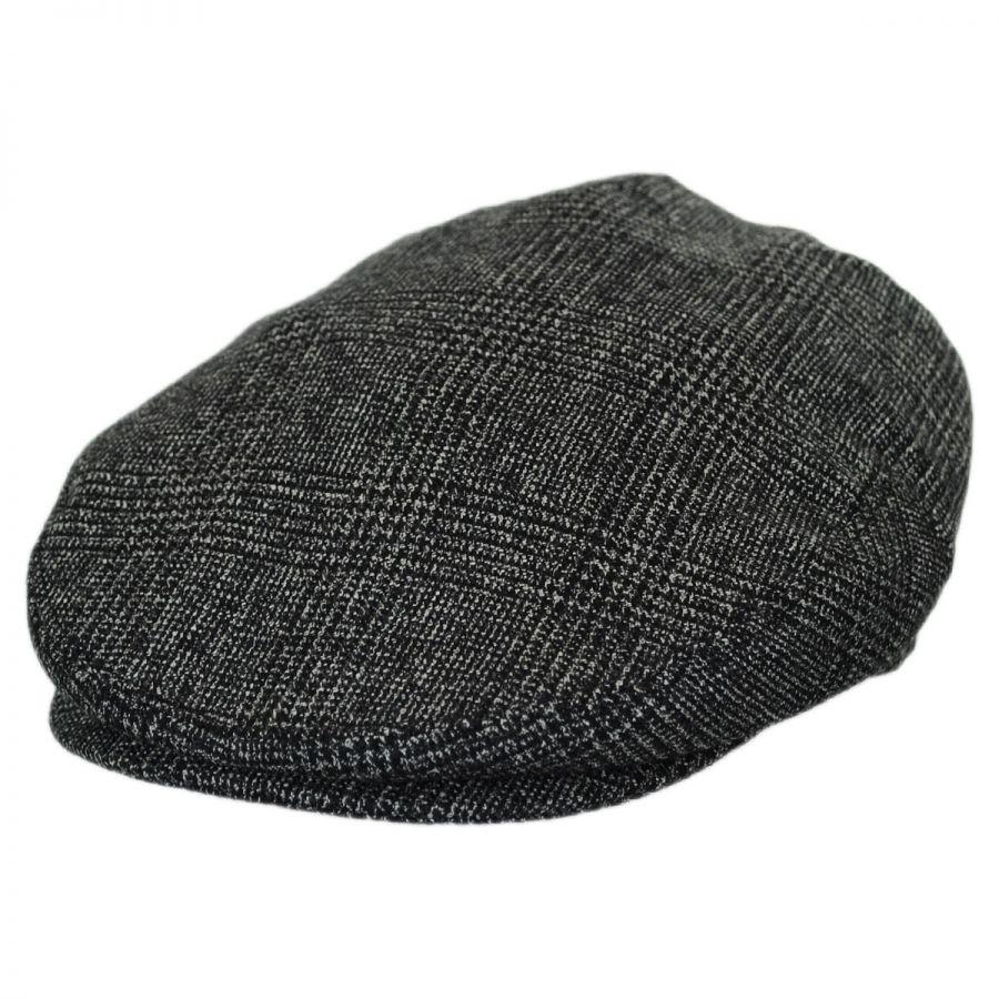 Baskerville Hat Company Grimpen Glen Plaid Italian Wool Ivy Cap Ivy Caps 6c0bec6bc23