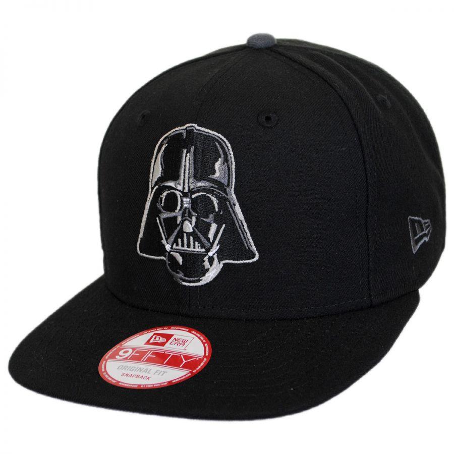 Star Wars Darth Vader Sidecrest 9Fifty Snapback Baseball Cap alternate view  1 18137b3f494f