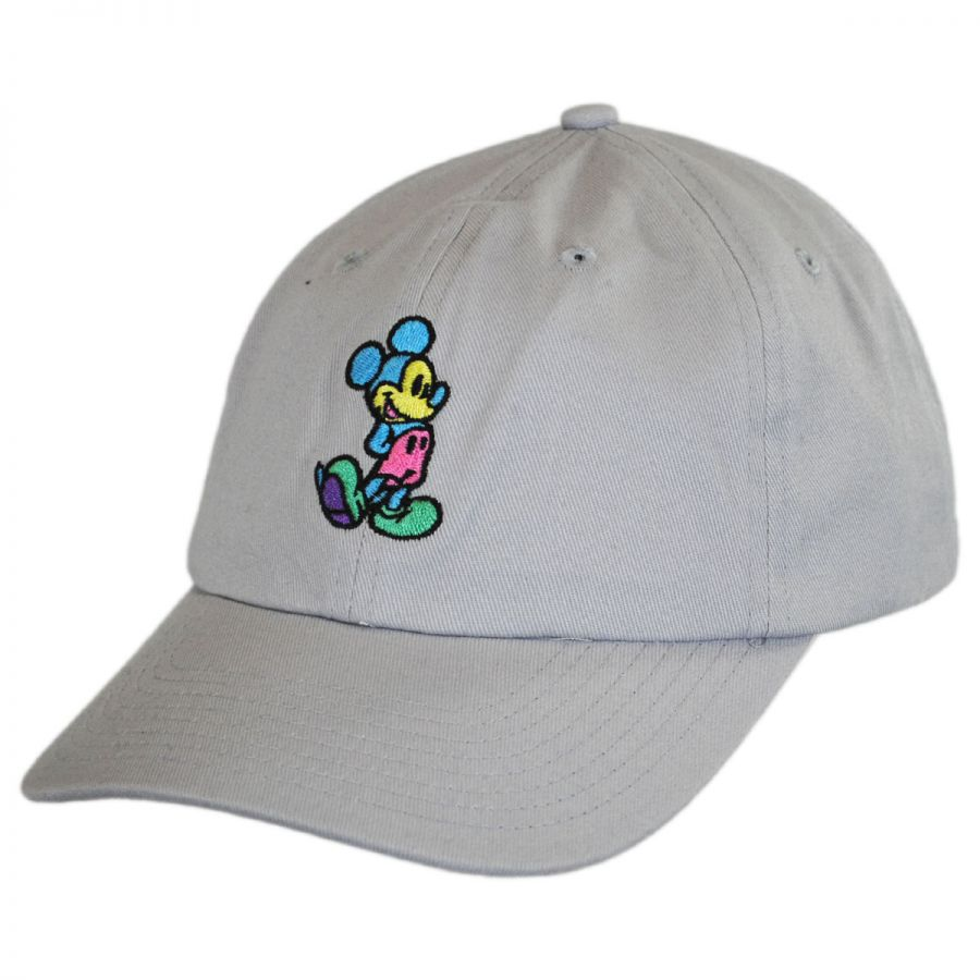 disney of mickey mouse strapback baseball cap