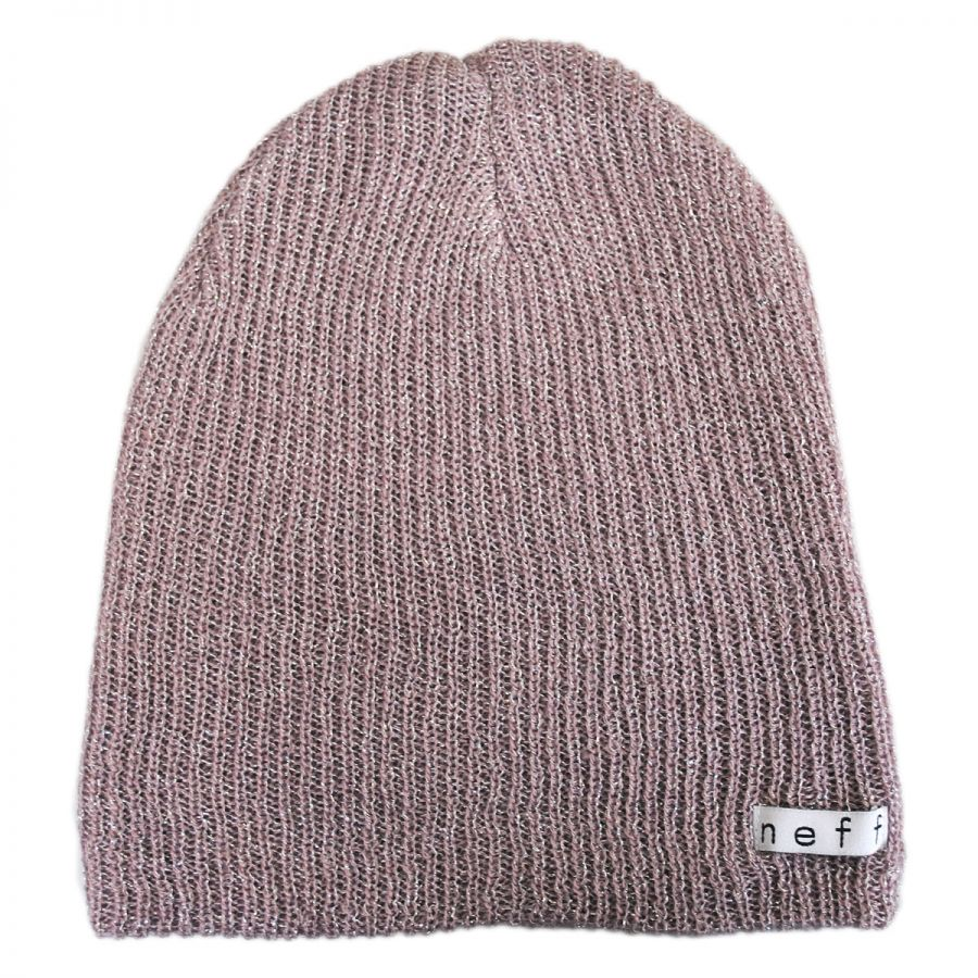 4d83d8f75cab3 Daily Sparkle Knit Beanie Hat alternate view 5