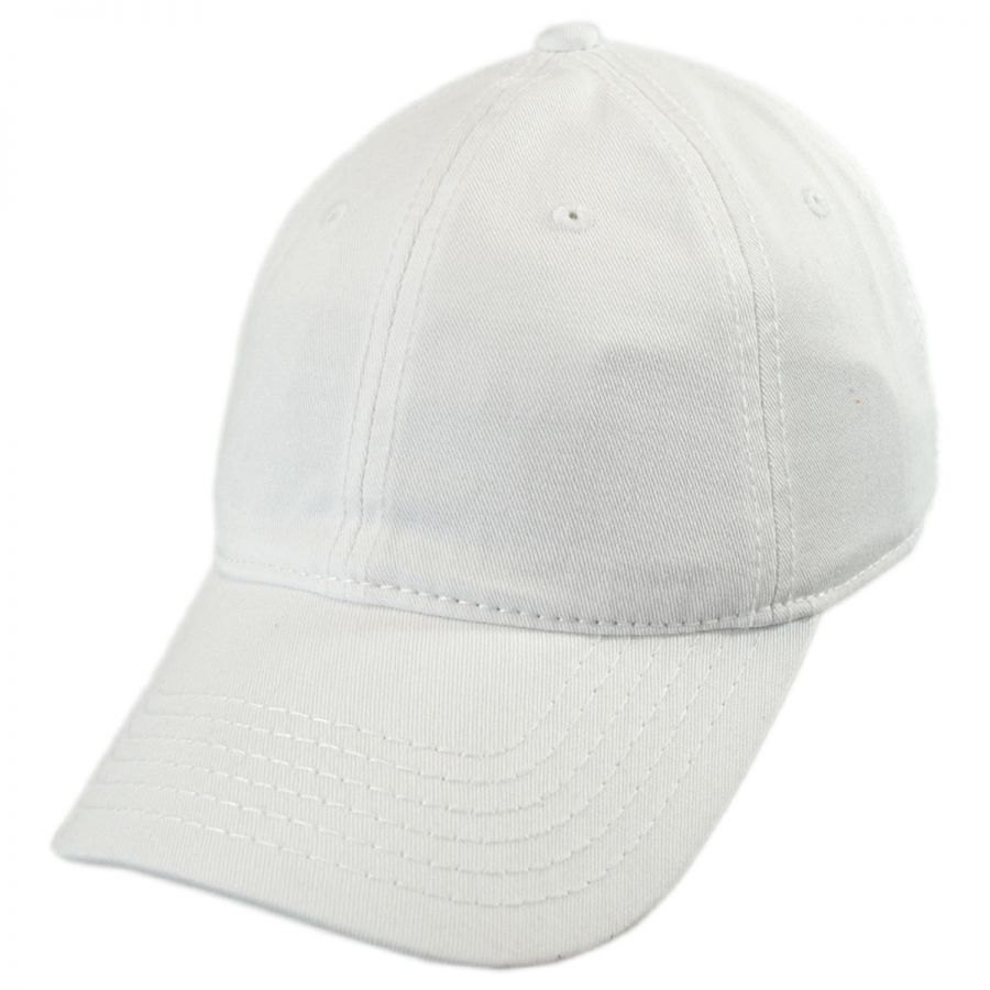 Washed Twill LoPro Strapback Baseball Cap Dad Hat alternate view 1 e94d6f3805a