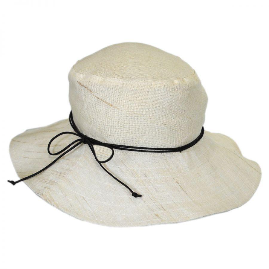 b689abb0e East Hampton Linen Sun Hat