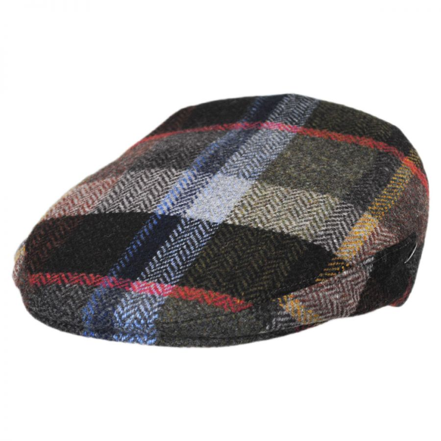City Sport Caps Donegal Tweed Herringbone Squares Ivy Cap Ivy Caps 323475934