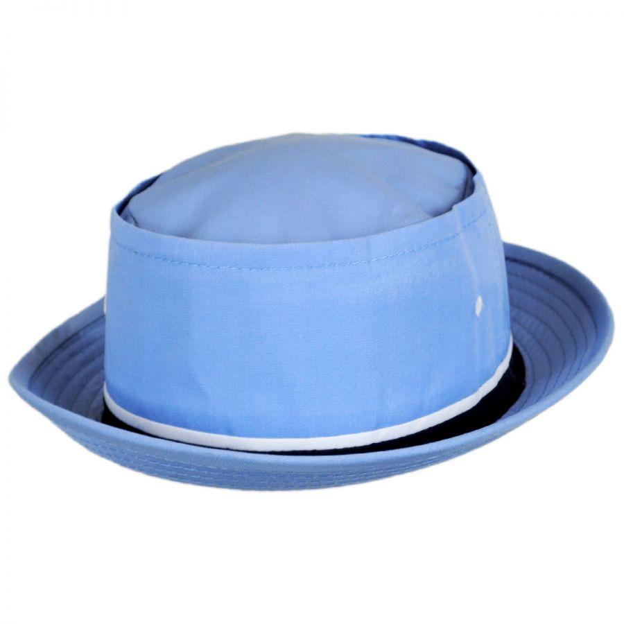 Dorfman Pacific Company Classic Roll Up Cotton Bucket Hat Bucket Hats b9f89d6c5a0