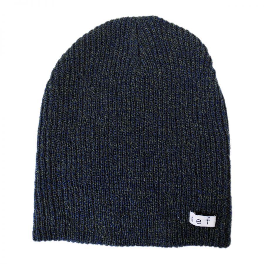 8273d7a3b7e Neff Daily Stripe Knit Beanie Hat Beanies