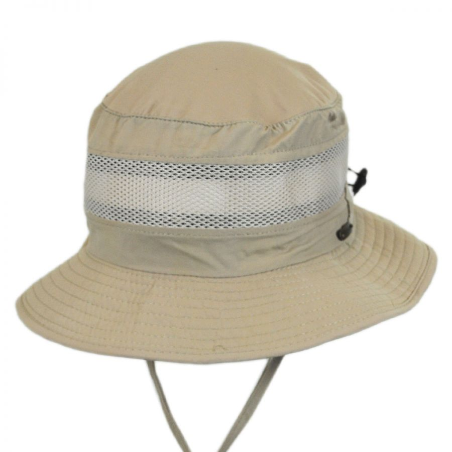 0641b10c608d4 Stetson No Fly Zone Boonie Hat Sun Protection