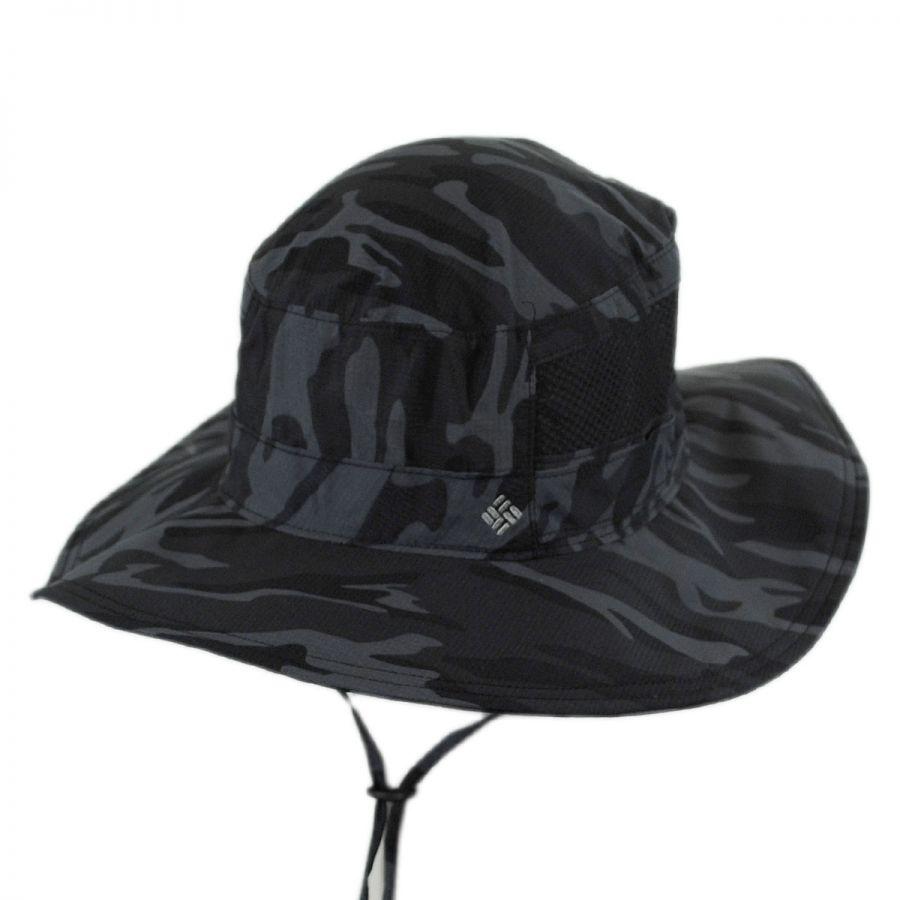 Columbia Sportswear Camo Bora Bora II Booney Hat Sun