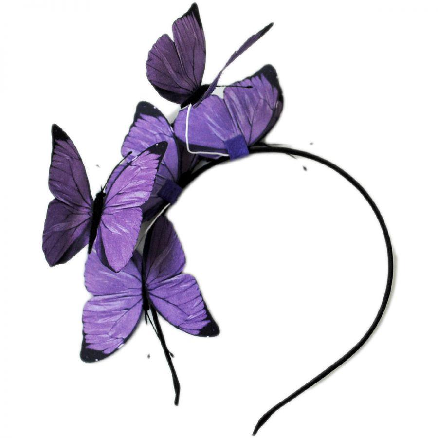 6544cd2be74 Butterfly Headband alternate view 3 · Butterfly Headband in. Jeanne Simmons