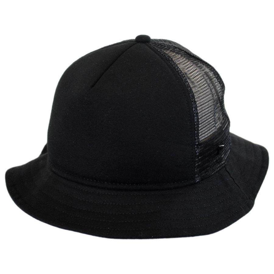 EK Collection by New Era Trucker Bucket Hat Bucket Hats