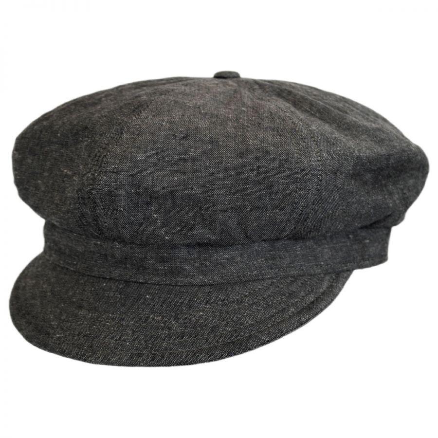 Brixton Hats Thirsty Cotton Baker Boy Cap Newsboy Caps ab731ffa37e