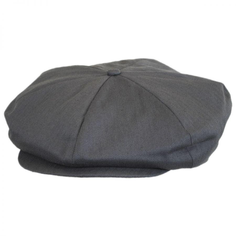 f31fa7decaefc Brixton Hats Ollie Cotton Newsboy Cap Newsboy Caps