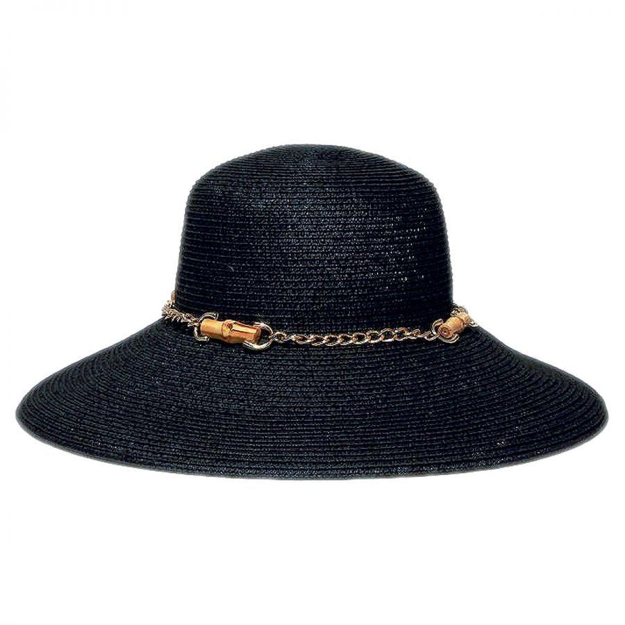 San Remo Toyo Straw Sun Hat alternate view 1 4ea9f6e2e8