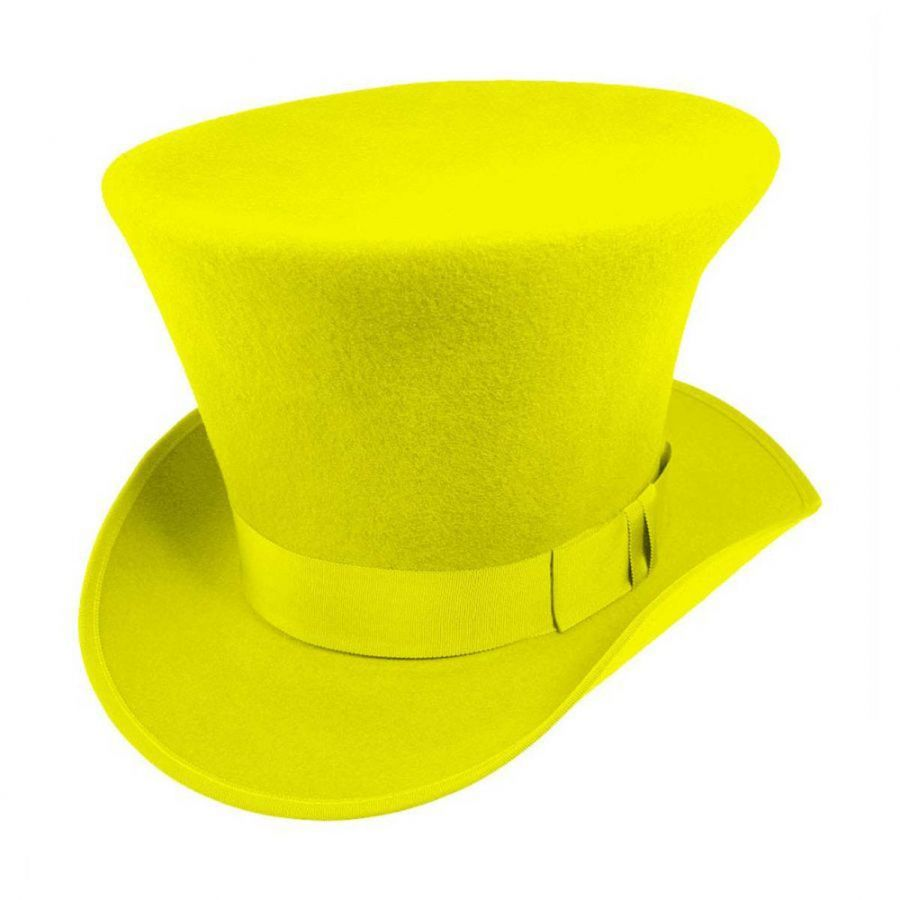 554dc725db068 Hatcrafters Mad Hatter Top Hat - Made to Order Top Hats