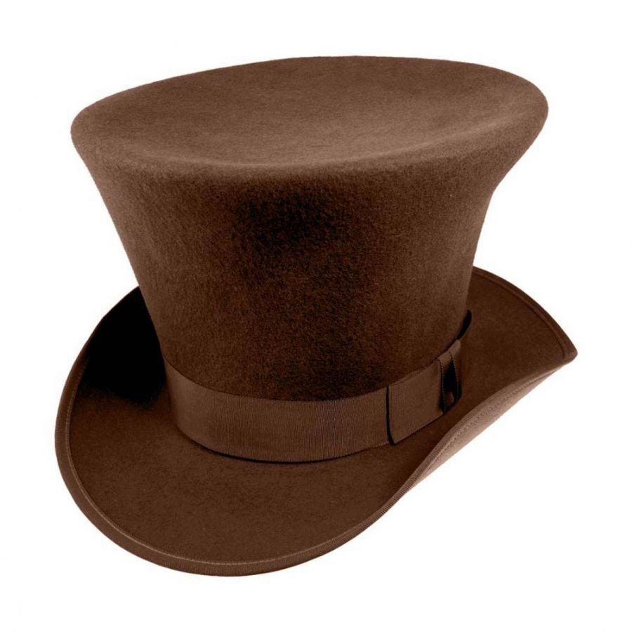 Hatcrafters Mad Hatter Top Hat - Made to Order Top Hats 7f0cf55d900