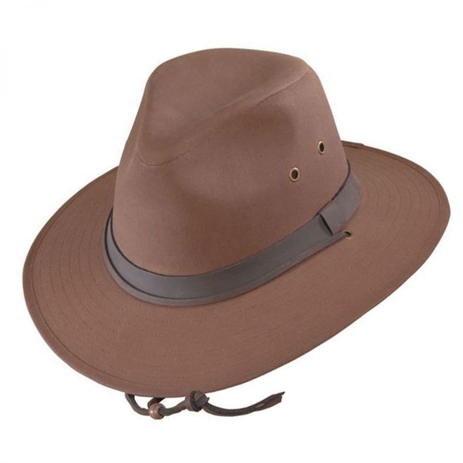 Henschel Oilcloth Cotton Outback Hat Rain Hats 8cf702a29