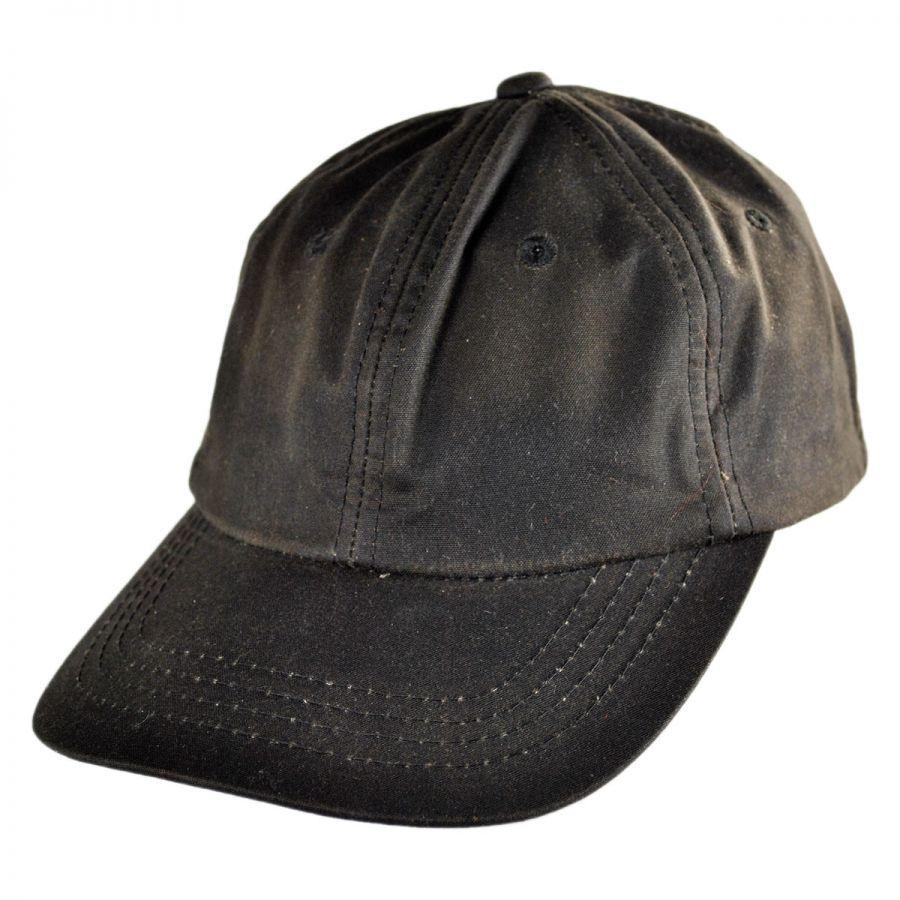 Conner Oilskin Cotton Lo Pro Strapback Baseball Cap Dad Hat All ... 94ba8c2a6