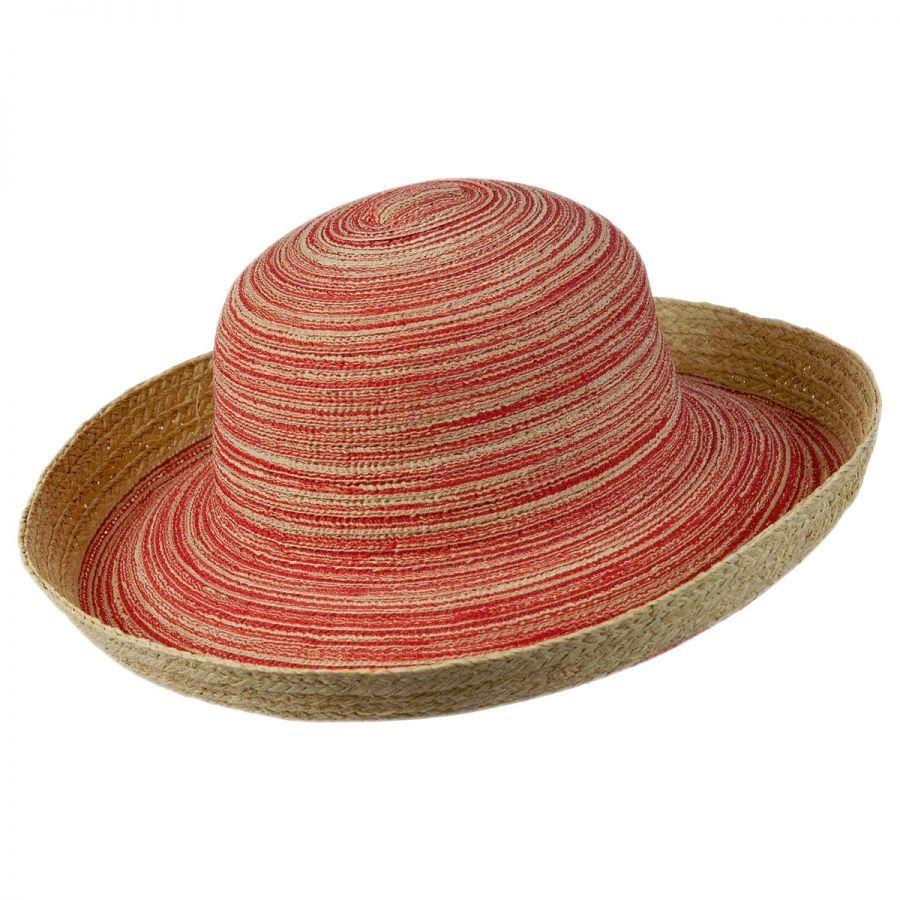 conner can 39 t wait for june raffia straw sun hat straw hats. Black Bedroom Furniture Sets. Home Design Ideas