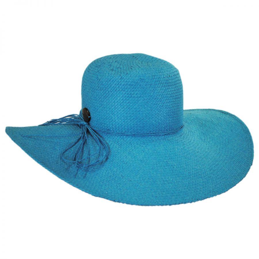 Panama Jack Toyo Straw Floppy Sun Hat Sun Hats c617ddb5a