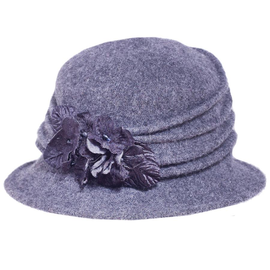 Toucan Collection Autumn Wool Felt Cloche Hat Cloche   Flapper Hats 5660eb1b4fd