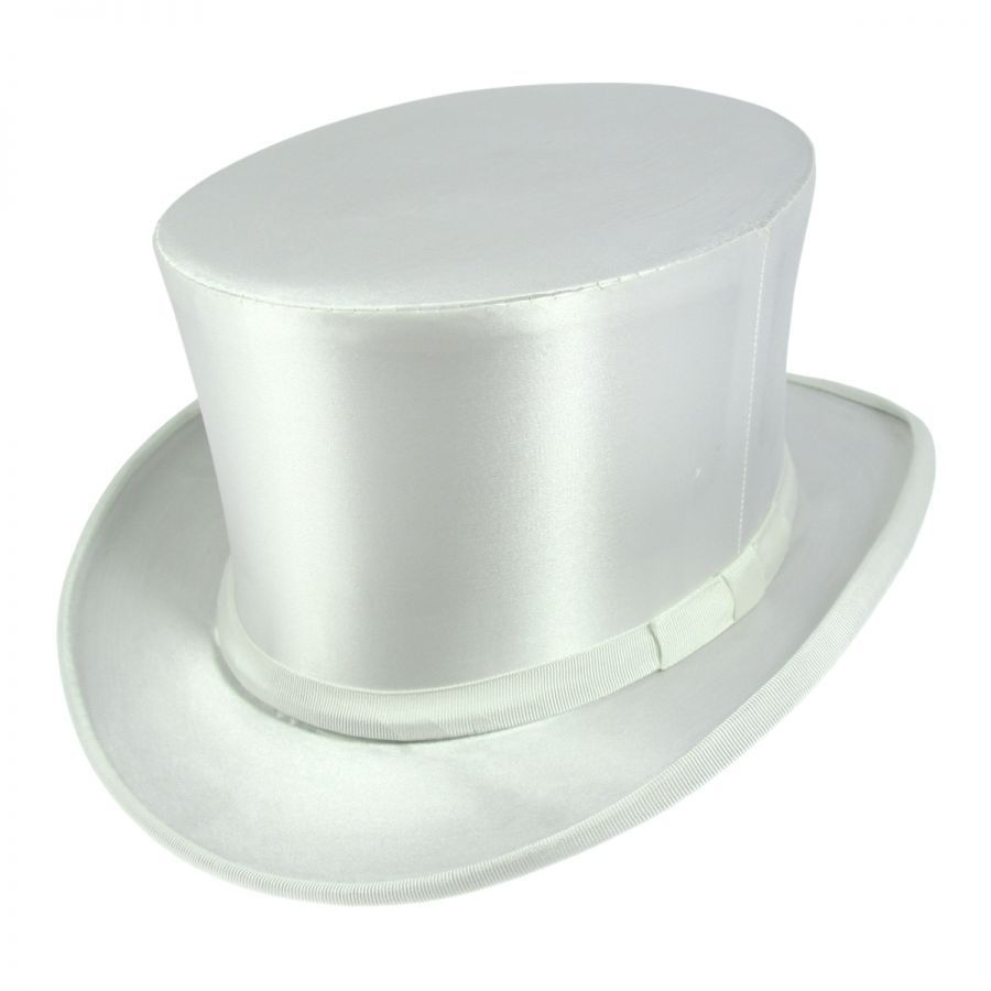 Top Hats of America Satin Collapsible Opera Top Hat Top Hats 9e4b4ee1a1a