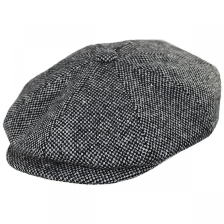 Bailey Galvin Wool Tweed Newsboy Cap Newsboy Caps 7eab308fa2cb
