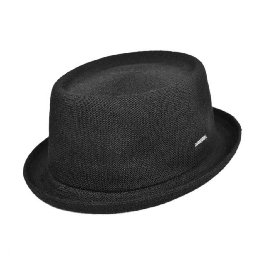 Kangol Bamboo Mowbray Pork Pie Hat Pork Pie Hats 7f086b8ca5c