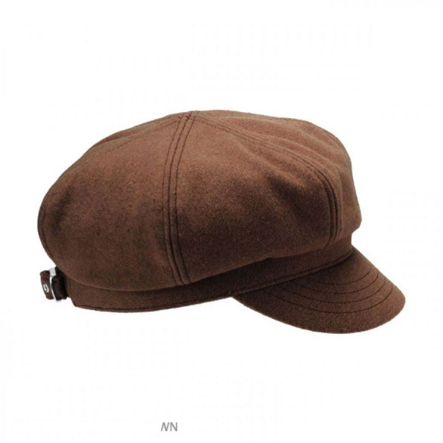Betmar Boy Meets Girl Newsy Cap Flat Caps 9dfa67cfca6