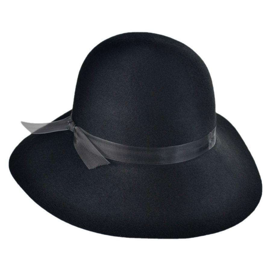 Pantropic Sybil Wool LiteFelt Floppy Hat Casual Hats 0788cdcad48