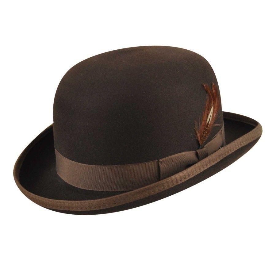 da5abbac76a Bailey Derby Heritage Hat Derby   Bowler Hats