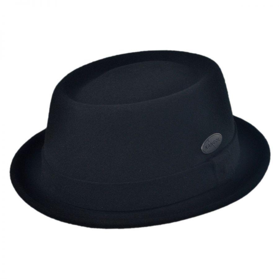 Kangol Wool LiteFelt Pork Pie Hat Pork Pie Hats c9f17c36f39