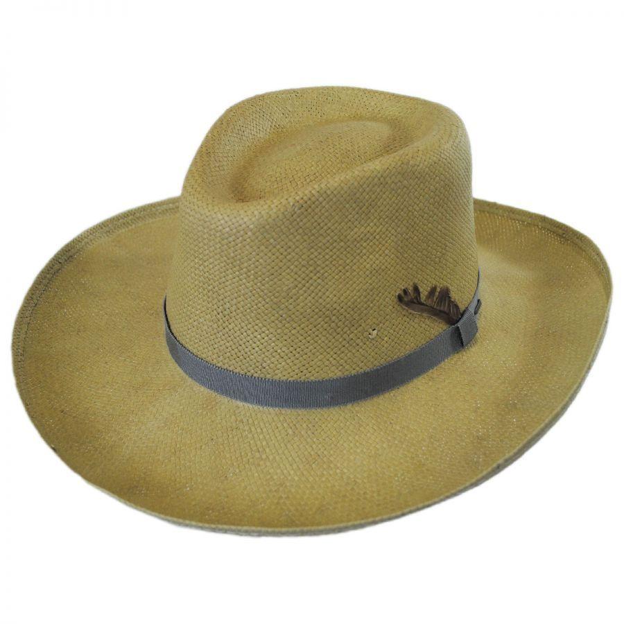 Bailey Fernley Shantung LiteStraw Fedora Hat Straw Fedoras 24bb4f0da9c
