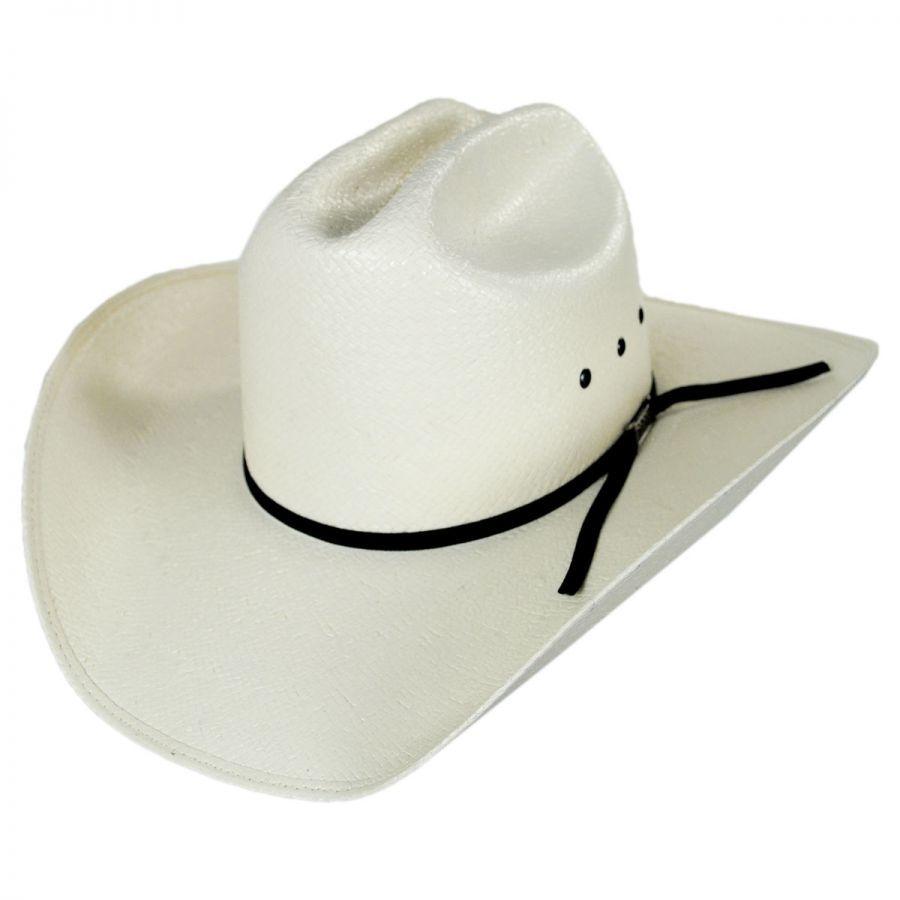 Eddy Bros Cutter Toyo Straw Western Hat Western Hats 3d1f36cd4ff